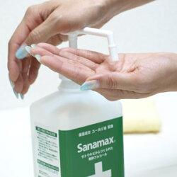サナマックスアルコールハンドスプレーは、指定医薬部外品の手指消毒剤です。全国の幼稚園・保育園・学校でも使われている安全性と信頼のブランドです。
