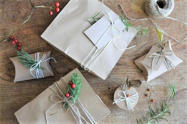 【クリスマス特集・2】 クリスマスのギフトラッピングアイデア集