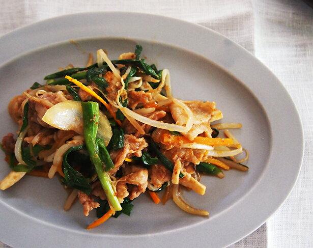 【コランダーで作る10分レシピ 第3回】野菜を食べよう!副菜3種