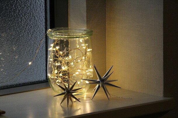 【もうすぐクリスマス2】 小さなスペースでもできる、簡単デコレーションアイデア帖