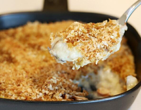「カニクリームスコップコロッケ」なら成形なしで簡単美味しい!