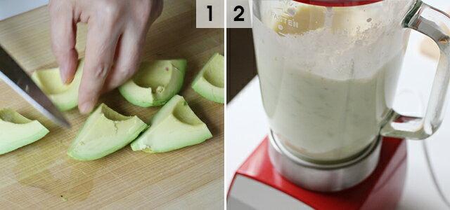 ブレンダーで簡単〜今食べたい!低糖質「冷製スープ」レシピ2種
