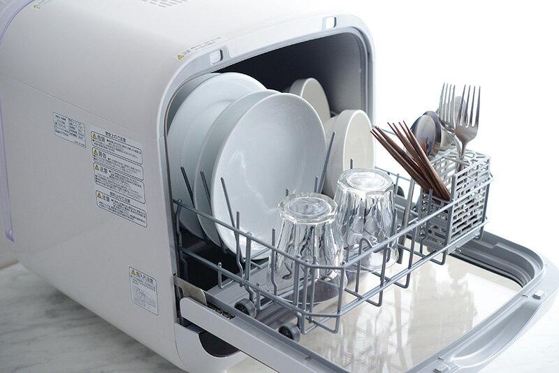 こんなの待ってた!賃貸でも、狭いキッチンでも大丈夫。工事のいらない食洗機