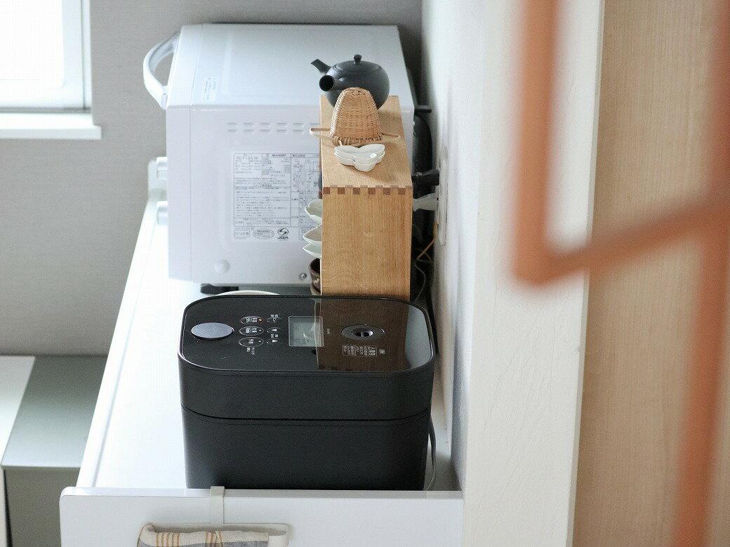 象印「STAN.」炊飯器と、おひつ一膳のこと。