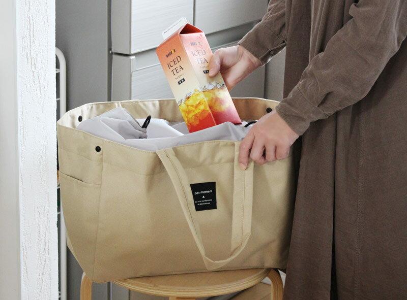 レジ袋有料化!「本当に使える買い物かご用エコバッグ」から春の新色が登場