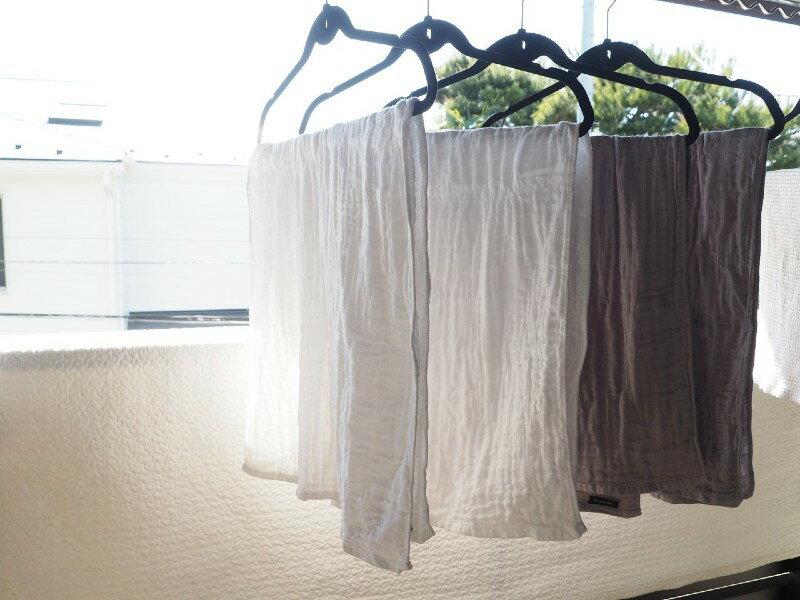 かさばるバスタオルとはサヨナラ。省スペースで洗濯がラクになる「かさばらない」大人のミニバスタオル