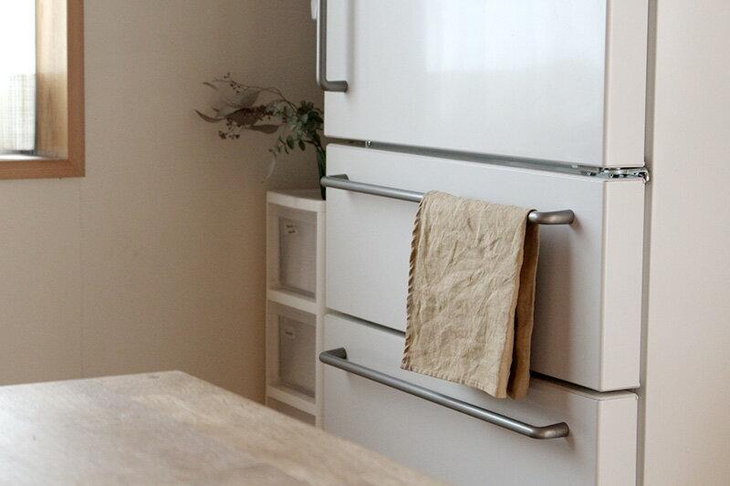 台所仕事が毎日心地いい。手拭きをリネンに変えて知ったこと