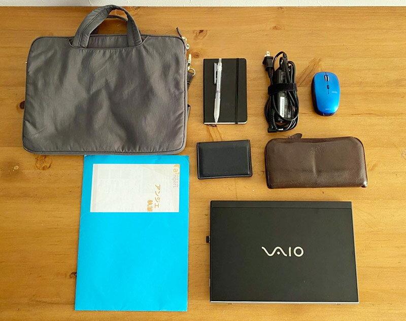 オフィスはもちろん、週末の出番も。マルチに使えるPCバッグ、みんなの使用レポ。