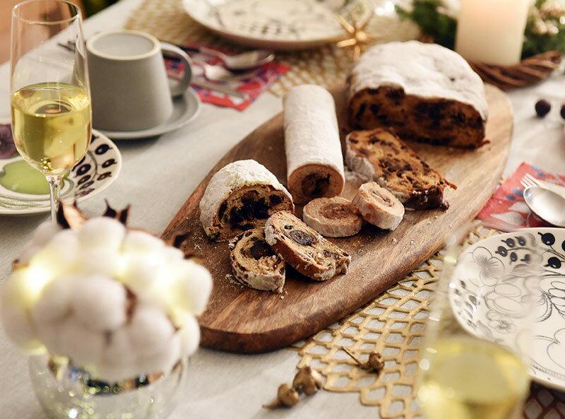 今年はどれを選ぶ?初心者から上級者まで、クリスマスを楽しむ「シュトーレン」食べ比べ