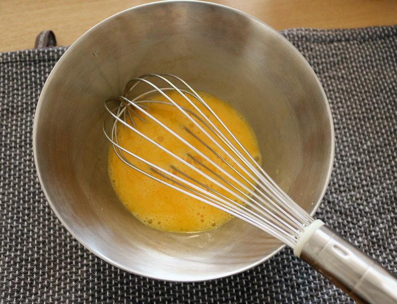 おうちバレンタインを楽しもう!メレンゲなし、混ぜて焼くだけ「生チョコ風ガトーショコラ」