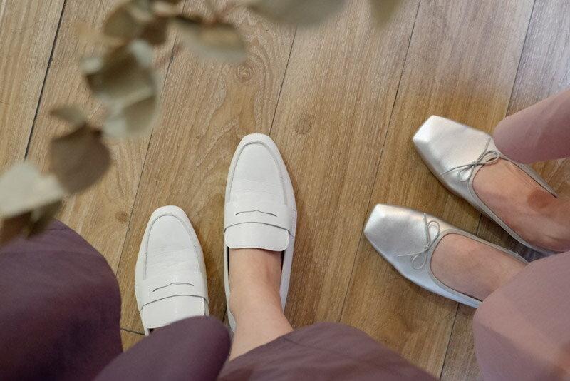 垢ぬけローファーor旬顔バレエ、今年の春靴あなたはどっち派?