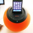 【送料無料】Lenco(レンコ) iPodボールサウンドステーション