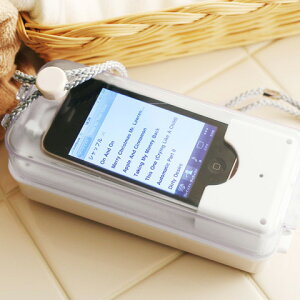 バス/スピーカー/防滴/iPhone/iPod Bath Speaker 防滴 バススピーカー
