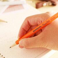 鉛筆?実はシャープペンシル。 penco シャープペンシル