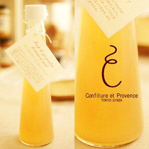 Confiture et Provence ジンジャーシロップ リンゴはちみつ【楽ギフ_包装】