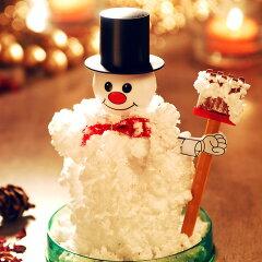 雪だるま/スノーマン/ギフト/モコモコ育つ 雪だるま/クリスマスプレゼント/ギフト/モコモコ育...