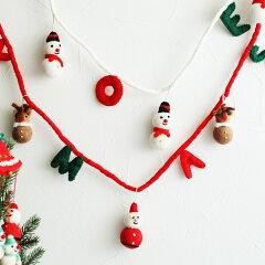 Xmas/クリスマス/パーティー/飾り/ギフト/プレゼント /アンジェMOCOCO クリスマス フェルト...