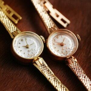 腕時計/ウォッチ/メタル/アクセサリー/ギフト /アンジェメタルブレス 腕時計【送料無料】