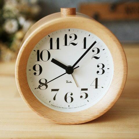 Lemnos RIKI ALARM CLOCK アラーム時計/レムノス