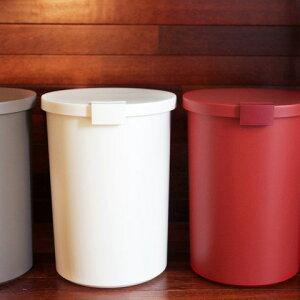 ゴミ箱/ダストビン/ペール/分別/キッチン/リサイクル /アンジェふた付き ゴミ箱 kcud(クー...
