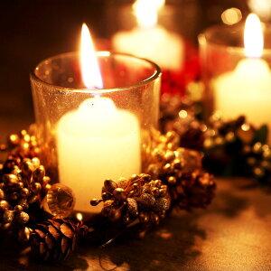 クリスマス/christmas/キャンドル/ギフト/プレゼント /アンジェビーズデコリース キャンドル...