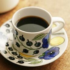 ARABIA(アラビア)Paratiisiコーヒーカップ&ソーサー