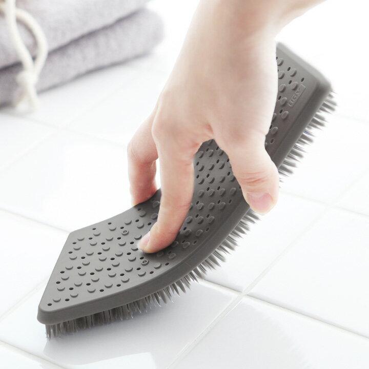 床洗いバス用ブラシ