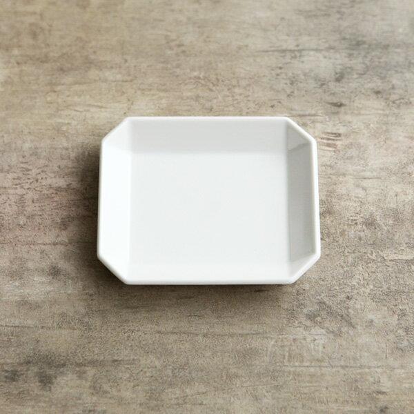 1616/arita japan TY スクエアプレート 90 (TY Square Plate White)