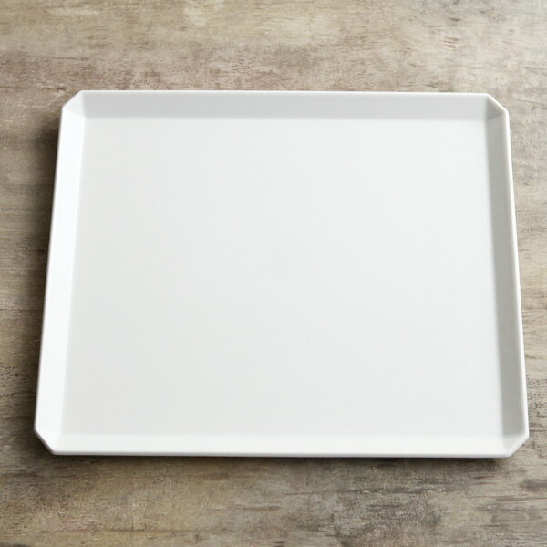 1616/arita japan TY スクエアプレート 270 (TY Square Plate White)