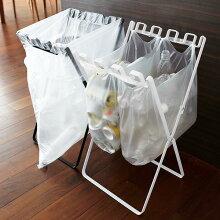 ゴミ袋&レジ袋スタンド