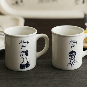 journal standard Furniture/キッチン/ギフト/贈り物 /アンジェLUIK HOTEL TOKYO マグカップ