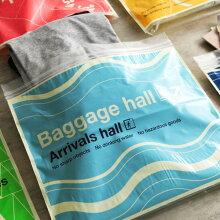 TRAVEL ZIPPER BAG ジッパーバッグ(B5/A4各3枚入り)