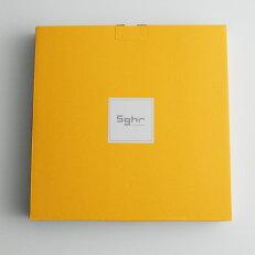 sghrdroplet(ドロップレット)プレート18cm/スガハラ