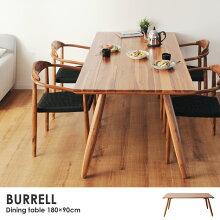 BURRELL バレル ダイニングテーブル 180×90cm