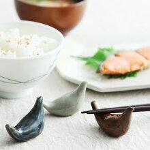 大塚菜緒子 トリの箸置き