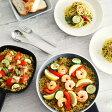 【賞味期限2017年5月31日まで】One Pot Cooking カレーパエリア&パスタ