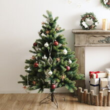 クリスマスツリー RSグローバルトレード社 120cm 送料無料【送料無料】