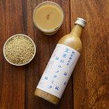 玄米甘酒 玄米がユメヲミタ 490ml 糀発酵玄米  ノンアルコール