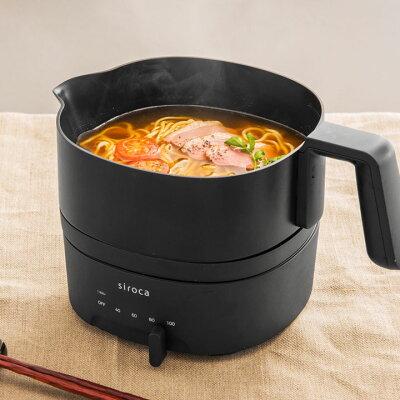 これはこたつから出なくなるわ。ヒーター付きで湯煎、一人鍋、熱燗からチーズフォンデュまでできちゃう「ちょいなべ」おりょうりケトル