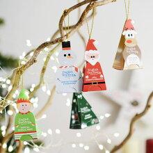 イングリッシュティーショップ 飾れるクリスマスキャラクターティー/English Tea Shop