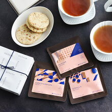 ミツティー プチギフトボックス 紅茶 ティーバッグ2個入×3種セット/MITSUTEA