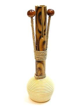 アジアの楽器 バンブーとラタンのマラカス パーカッション アジアン 雑貨 バリ 雑貨 タイ 雑貨 アジアン インテリア
