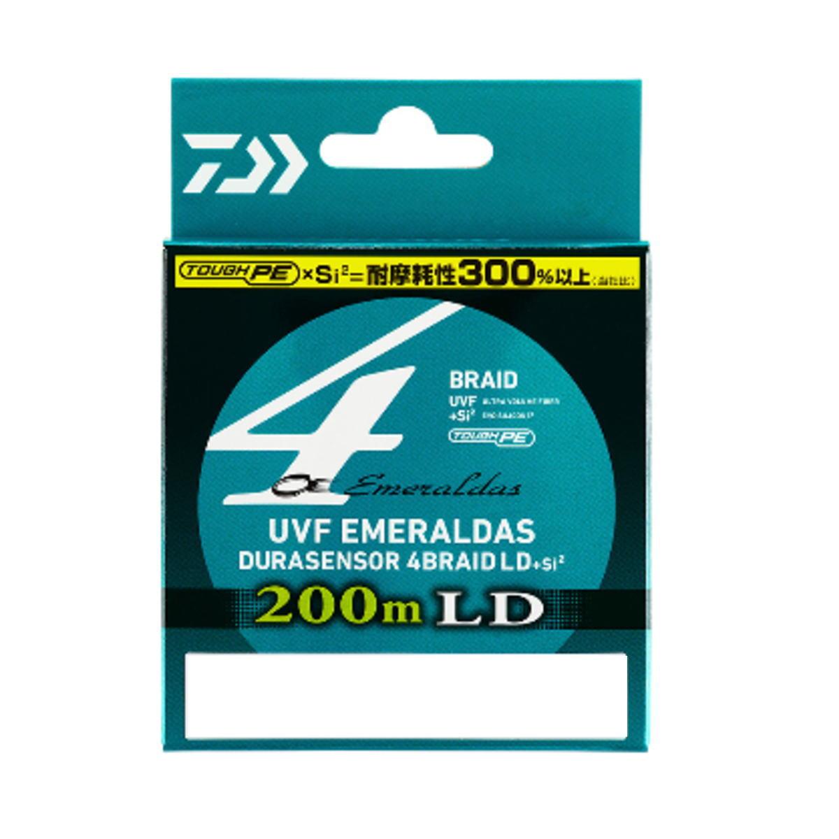 フィッシング, ライン 10 UVF DURAX4 LD Si2 200m 0.8 (14lb) 1111()10:001118()9:59