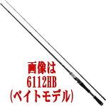 【送料無料5】ダイワクロノス672LBベイトキャスティングモデル(2ピースモデル)