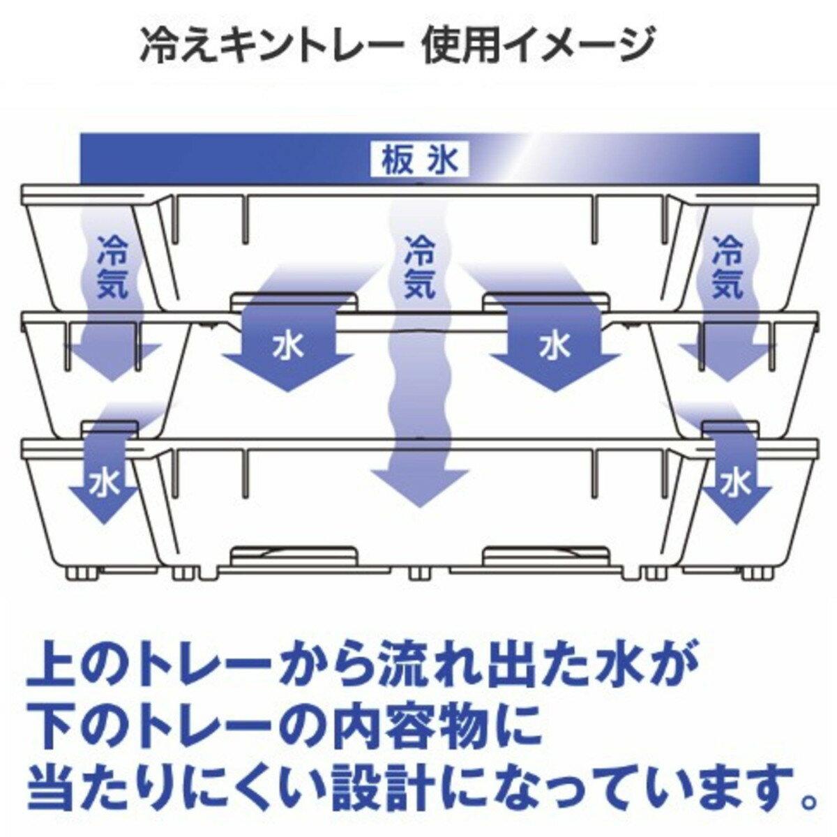 シマノ 冷えキントレー M イエローブルー AC-C81R