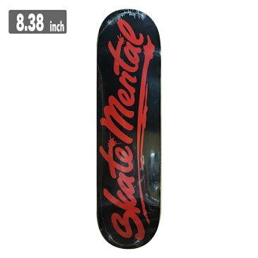 SKATE MENTAL DECK TIME TO SEPARATE MEN X BOYS スケートメンタル スケートボード スケボー デッキ 8.38inch