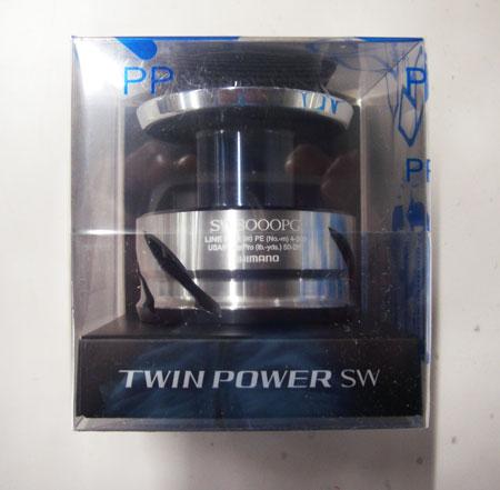 フィッシング, リールパーツ 18000 21 10000HG shimano TWIN POWER SW