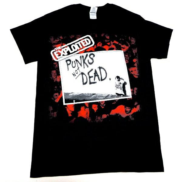 トップス, Tシャツ・カットソー THE EXPLOITED PUNKS NOT DEAD T12
