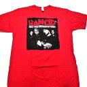 /RANCID ランシドDOMINOES FALL オフィシャル バンドTシャツ / 2枚までメール便対応可 / 正規ライセンス品