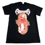 /AMORPHIS アモルフィスKINGS REVEL オフィシャル バンドTシャツ / 2枚までメール便対応可 / あす楽対応